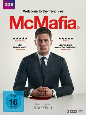 McMafia - Welcome to the Franchise - 1 Staffel - 3 DVD