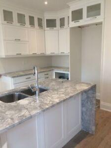 Granite and Quartz countertops for your Kitchen!!!!!!!