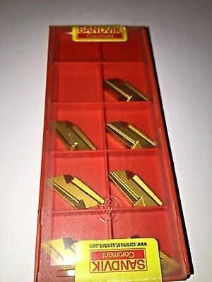 Sandvik Knux 16 04 10r11 235 P45 7pc Inserts Pr-012