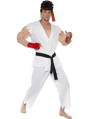 Ryu Costume,Street Fighter IV - Video Game Costume