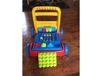 Mega Blocks Push along toy