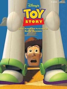 Disney's  Toy Story : Piano, Vocal by Hal Leonard Corporation (Sheet music,...