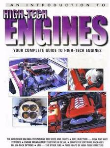 An Introduction to High-Tech Engines Book Blacktown Blacktown Area Preview