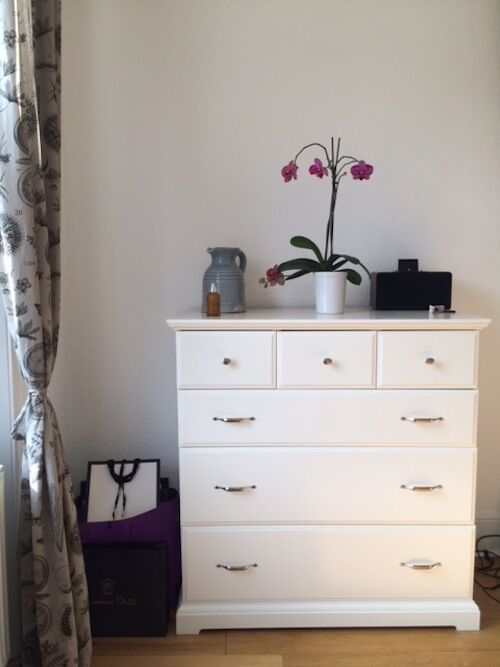 Ikea Birkeland Chest 6 Drawers 109x112 White