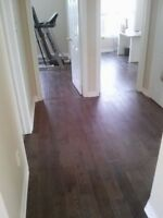 ONTARIO Laminate Install $1.20 Hardwood $1.50 REGISTERED