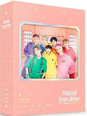 KPOP BTS Official 4th muster Happy Ever After DVD 3cd Photobook Photocard