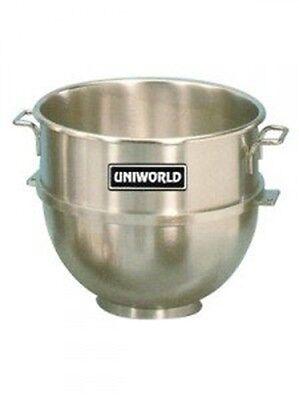 Uniworld Um-80b Hobart Mixer Bowl 80 Quart 80-qt. Ss Mixer Bowl Um-80b