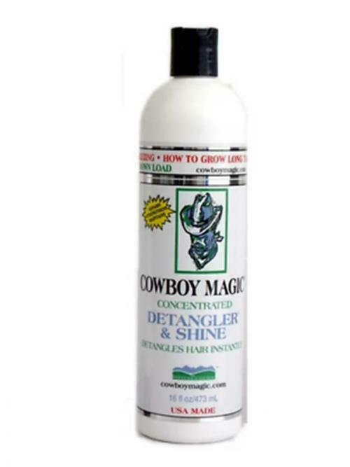 Cowboy Magic Concentrated Detangler & Shine 16oz For Animals & Humans