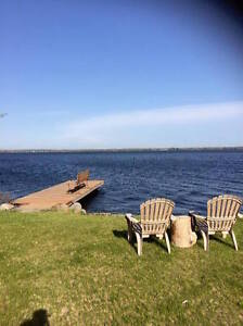 Waterfront 3-Bedroom Cottage (rental) - great location