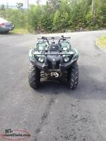 2011 Yamaha Kodiak w/power steering