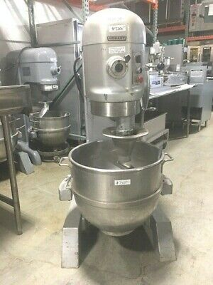 Mixer Hobart 80-60 Qt Planetary Mixer Floor Model H 800 Refurbished