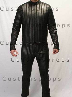 h Vader Leather Body Suit 2 Pc - Tailored (Darth Vader Body Suit)
