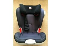 Kids Car Seat- Britax Kidfix XP-SICT Cat Seat (With Isofix)