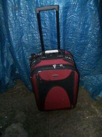 Cabin bag (hand bag) 57cm Red