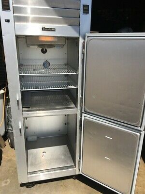 Cooler Display Traulsen Reach-in Cooler Freezer Combo Unit 30 X 35 X 82 H