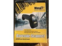 WASP WLS9500 Laser Barcode Scanner With USB Cable