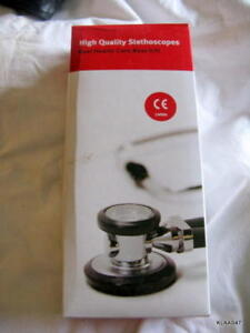 CARDIAC STETHOSCOPE- BRAND NEW HIGH QUALITY - Excellent Gift