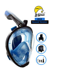 Snorkeling full face mask / BRAND NEW / Snorkel masks