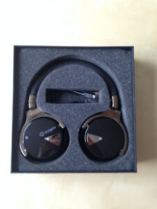 COWIN E7 Active Noise Cancelling Bluetooth Headphones with Mic H