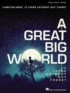A Great Big World: Is There Anybody Out There?, New, Various Book
