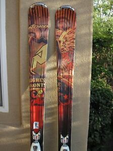 Skis Nordica Fire Arrow 74 XBI CT 164cm