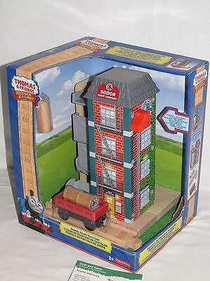 Mattel Y4498 Fisher-Price Thomas und seine Freunde Sodor Lackier-Fabrik NEU