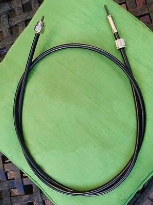 MAGNETIC SPEEDO CABLE BSA C15 C15SS SS80 B40 D7 D10 D14 TRIUMPH T20 SP