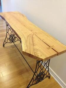 Unique Entrance Tables- Live Edge Kitchener / Waterloo Kitchener Area image 1