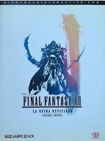 Final Fantasy Xii La Guida Ufficiale Ita - Edizione Limitata - Nuova Sigillata - fanta - ebay.it