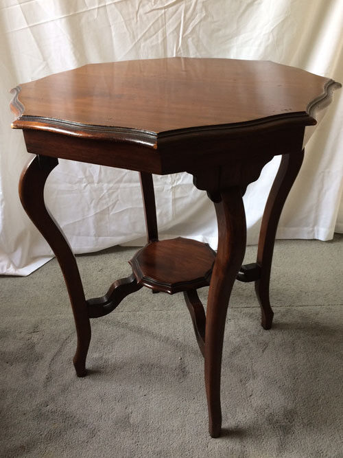 Victorian Octagonal Table