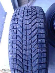 Firestone Winter  Force Tires and Rims