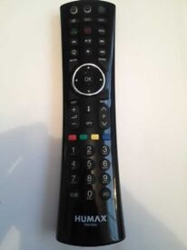 HUMAX REPLACEMENT FREE-VIEW REMOTE CONTROL