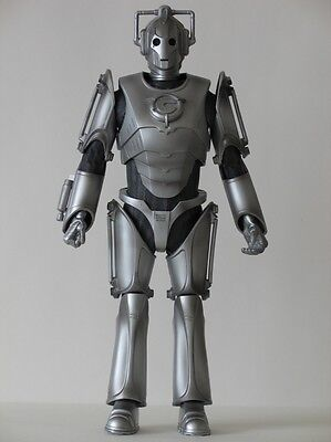DIY Cyberman Foam Full Suit Build Pepakura Cosplay Free Postage