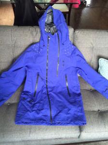 ski/Snowboard coats, Orage, Salomon, Descent, Peak Performance London Ontario image 1