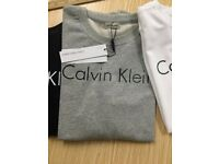 Calvin Klein Mens Full Sleeve Sweatshirt Jumper for Wholesale Only