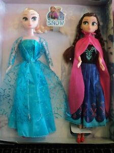 Disney Reine des neiges Elsa et Anna