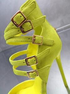 neu hohe riemchen stiefel damen o87 sandalen pumps schuhe luxus high heels 40 ebay. Black Bedroom Furniture Sets. Home Design Ideas