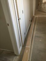 Casings, Baseboards, Crown Mouldings