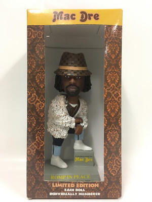 Mac Dre - Romp In Peace BOBBLEHEAD NEW IN BOX / LIMITED EDITION Thizz memorial