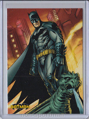 BATMAN THE LEGEND CRYPTOZOIC SET OF 63 CARDS