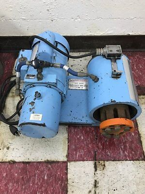 Aeroquip Ft1208-2-4 Model B Hydraulic Hose Crimping Machine