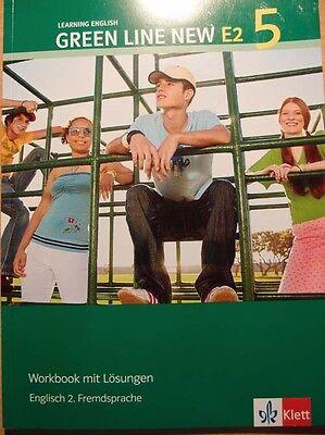 Green Line New 5 E2 Workbook mit Lösungen, das Lehrerbuch zum Schülerbuch online kaufen