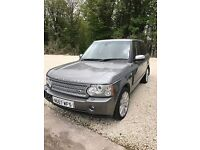 Great Looking V8 Range Rover Vogue