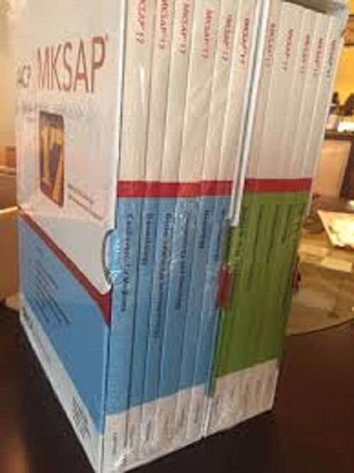 Купить 17th Edition Medical Knowledge Self-Assessment Program (MKSAP 17) Complete A + B