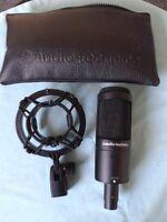 Micro de studio Audio-Technica A2050 à vendre