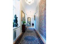 Handmade Persian Rugs @ The Magpie House - 1st Floor -Classico Rugs - Reigate