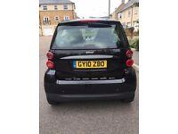 Black Smart Car for sale
