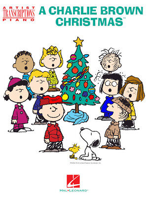 A Charlie Brown Christmas - Artist Transcriptions Piano Songbook 278003