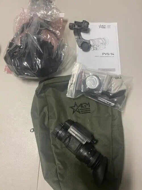 AGM PVS-14 Complete Night Vision Kit (without Tube)  - IN STOCK