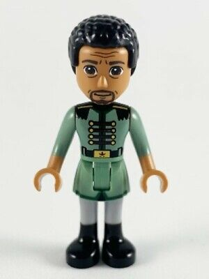 New LEGO Disney - Frozen - Lieutenant Matthias - Green Uniform - dp075